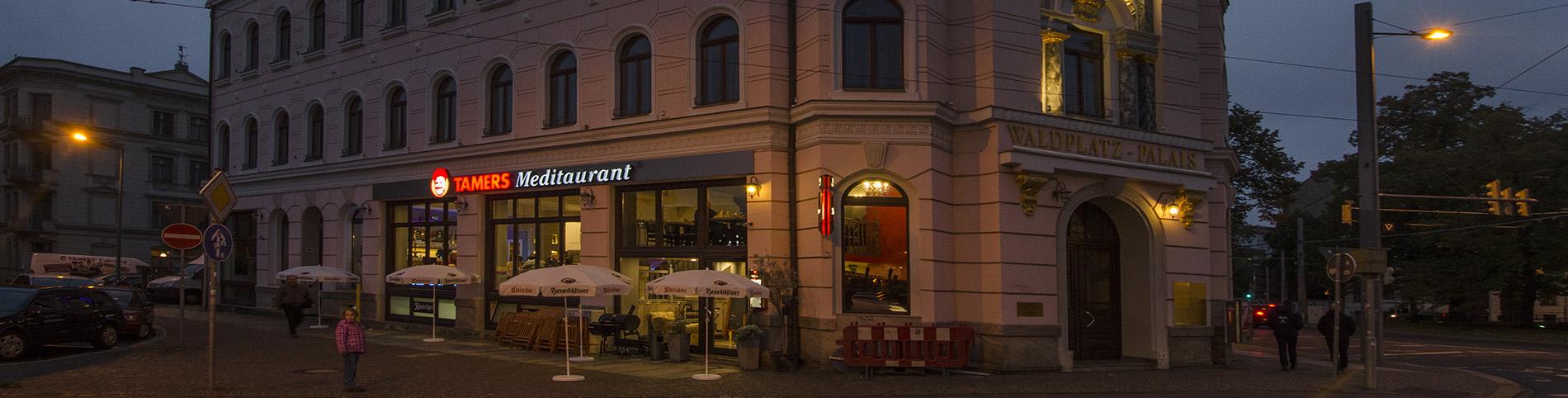 TAMERS® Meditaurant, Örs Gastro GmbH; Foto: Andreas Reichelt