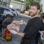 TAMERS® Catering 27.06.2015; Tamer Örs, Foto: Andreas Reichelt