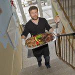 TAMERS® Catering 27.06.2015; Der Chef serviert, Foto: Andreas Reichelt