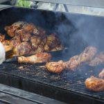 TAMERS® Catering 27.06.2015; Hähnchenkeulen vom Grill, Foto: Andreas Reichelt
