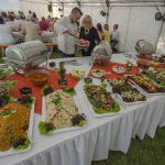 Tamers Catering 19.08.2016, Buffet, Foto: Andreas Reichelt