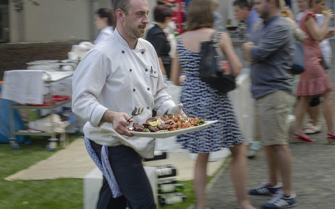 Tamers Catering in Leipzig für eine ärztliche Weiterbildungsveranstaltung