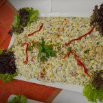 Tamers Catering 19.08.2016, Türkischer Kartoffelsalat, Foto: Andreas Reichelt