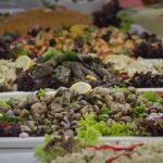 Tamers Catering 19.08.2016, Vorspeisenplatte, Foto: Andreas Reichelt
