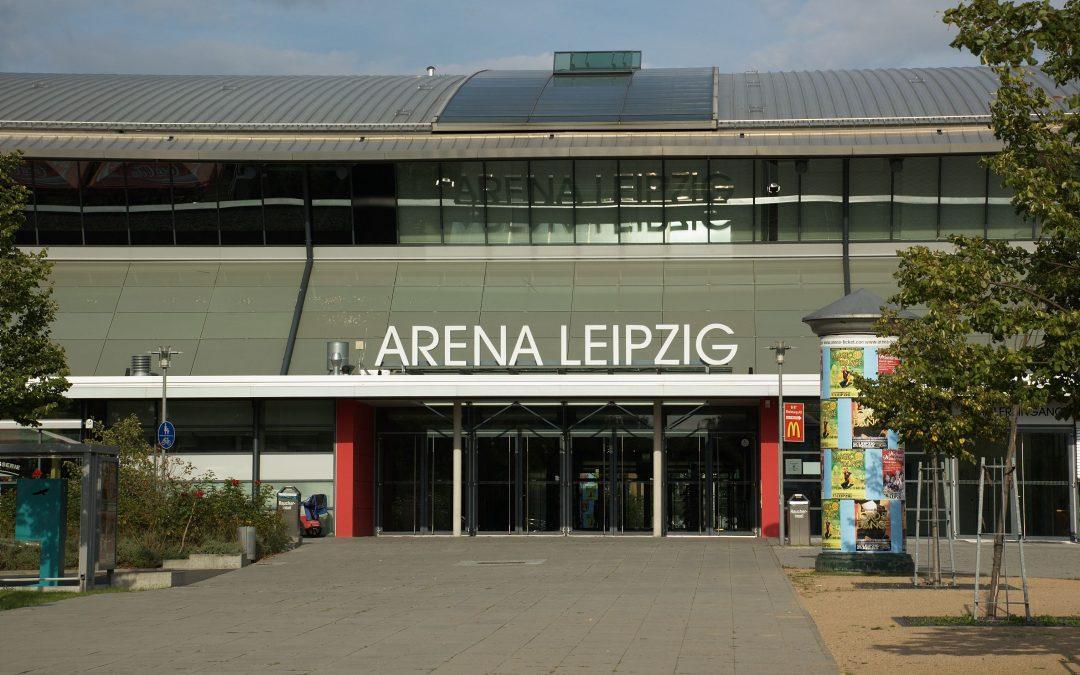 Veranstaltungen Arena Leipzig und RB Stadion