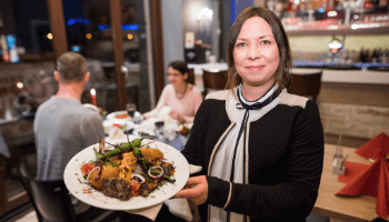 Tamers Meditaurant - Das mediterrane Restaurant am Waldplatz in Leipzig