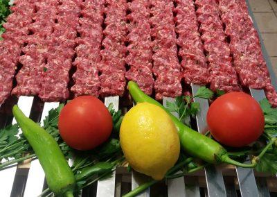 Sis Kebab - Vorbereitung