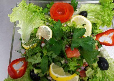 Frische Salatbeilage