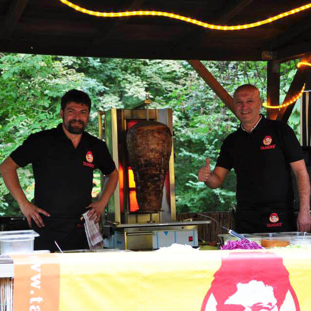 Tamers Catering Leipzig - Dönergrill Catering
