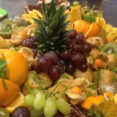 Tamers Catering Leipzig - Dessert - Obstteller