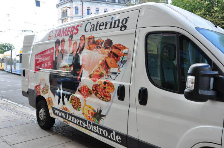 Tamers Catering Leipzig - Lieferservice und Selbstabholung