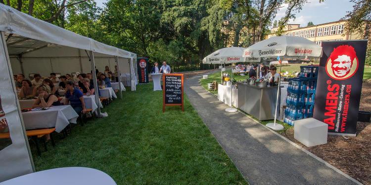 Tamers Catering Leipzig - Tagungs- und Veranstaltungscatering mit Ganztagesversorgung