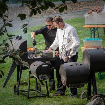 Tamers Catering Leipzig - erfahrene Spezialisten die das Handwerk der tuerkischen Küche im Heimatland erlernten