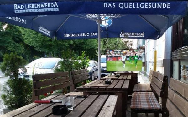 TAMERS Meditaurant Leipzig – Freisitzsaison ab 1. Mai
